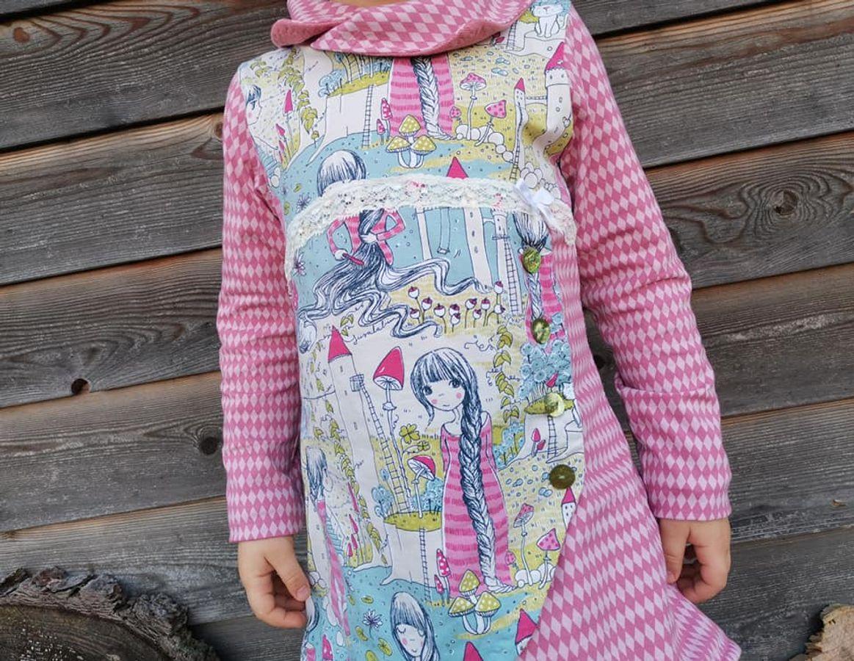 Produktfoto 23 von Happy Pearl für Schnittmuster Happy Aurela + Aurel - Tunika + Pullover