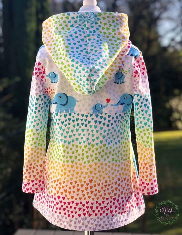 Produktfoto 24 von Happy Pearl für Schnittmuster Happy Aurela + Aurel - Tunika + Pullover