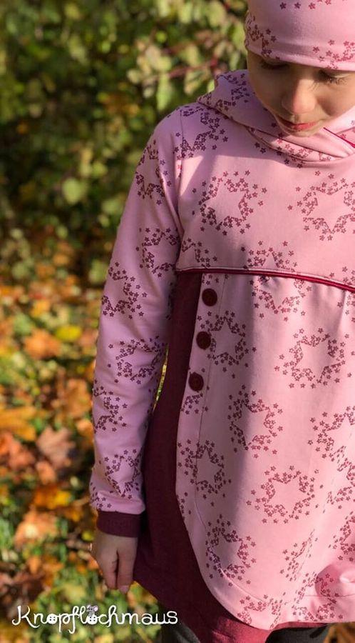 Produktfoto 27 von Happy Pearl für Schnittmuster Happy Aurela + Aurel - Tunika + Pullover
