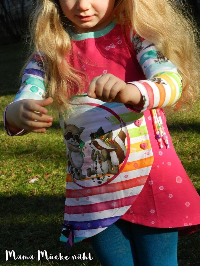 Produktfoto 28 von Happy Pearl für Schnittmuster Happy Aurela + Aurel - Tunika + Pullover