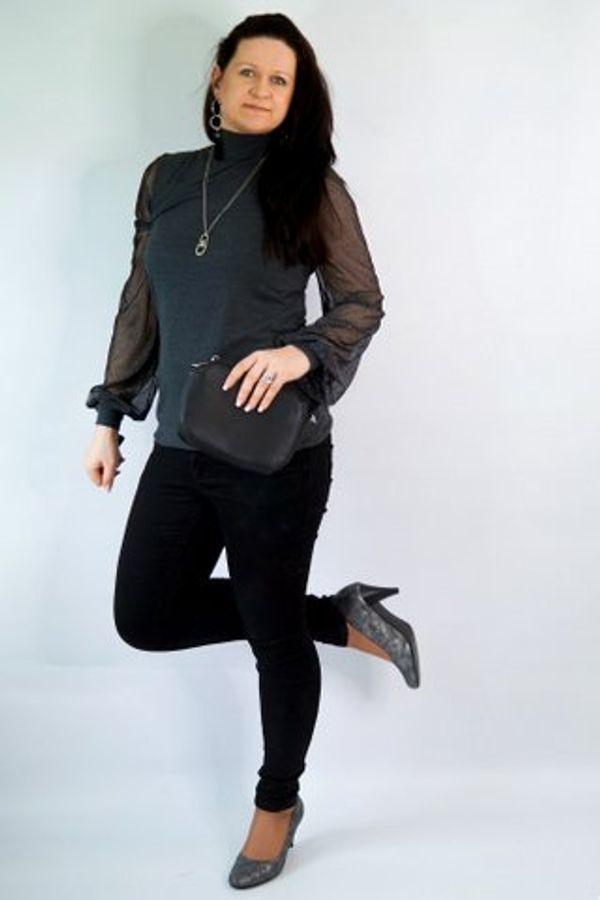 Produktfoto 11 von drei eMs für Schnittmuster Shirt/Kleid LACONA + Rock CLARIE XS-XXXL
