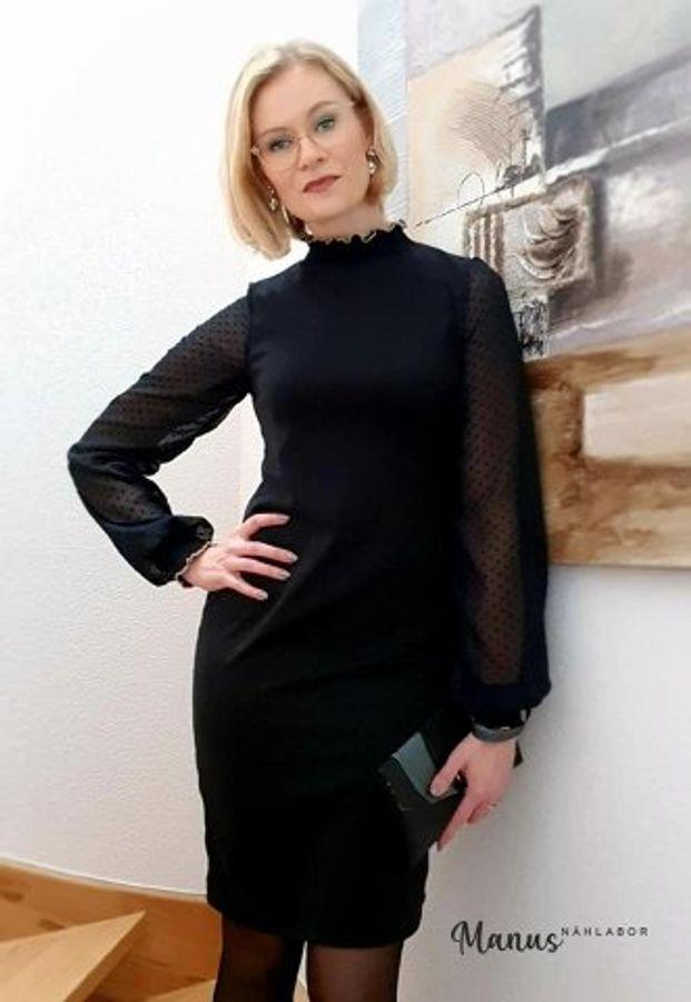 Produktfoto 12 von drei eMs für Schnittmuster Shirt/Kleid LACONA + Rock CLARIE XS-XXXL
