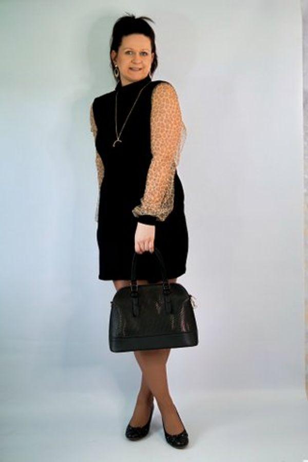Produktfoto 16 von drei eMs für Schnittmuster Shirt/Kleid LACONA + Rock CLARIE XS-XXXL