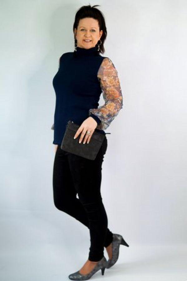 Produktfoto 17 von drei eMs für Schnittmuster Shirt/Kleid LACONA + Rock CLARIE XS-XXXL