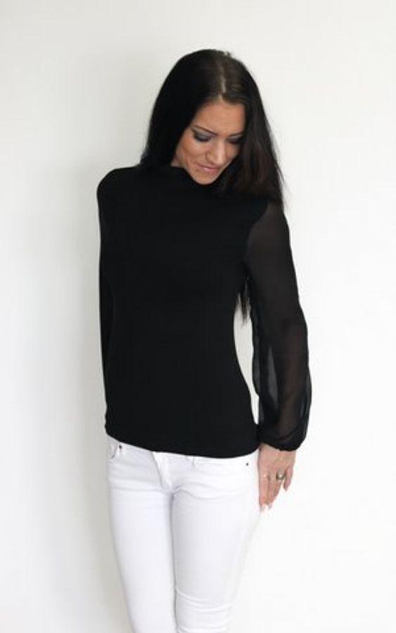 Produktfoto 19 von drei eMs für Schnittmuster Shirt/Kleid LACONA + Rock CLARIE XS-XXXL