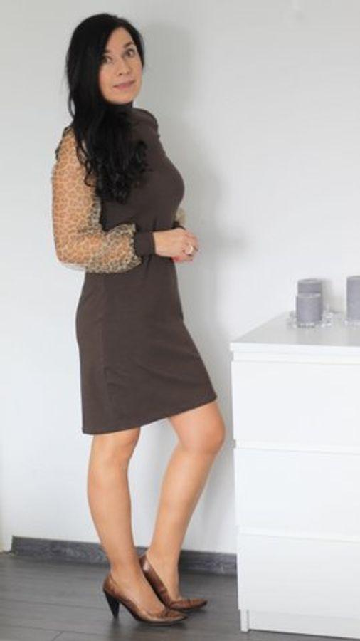 Produktfoto 28 von drei eMs für Schnittmuster Shirt/Kleid LACONA + Rock CLARIE XS-XXXL
