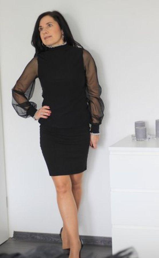 Produktfoto 30 von drei eMs für Schnittmuster Shirt/Kleid LACONA + Rock CLARIE XS-XXXL