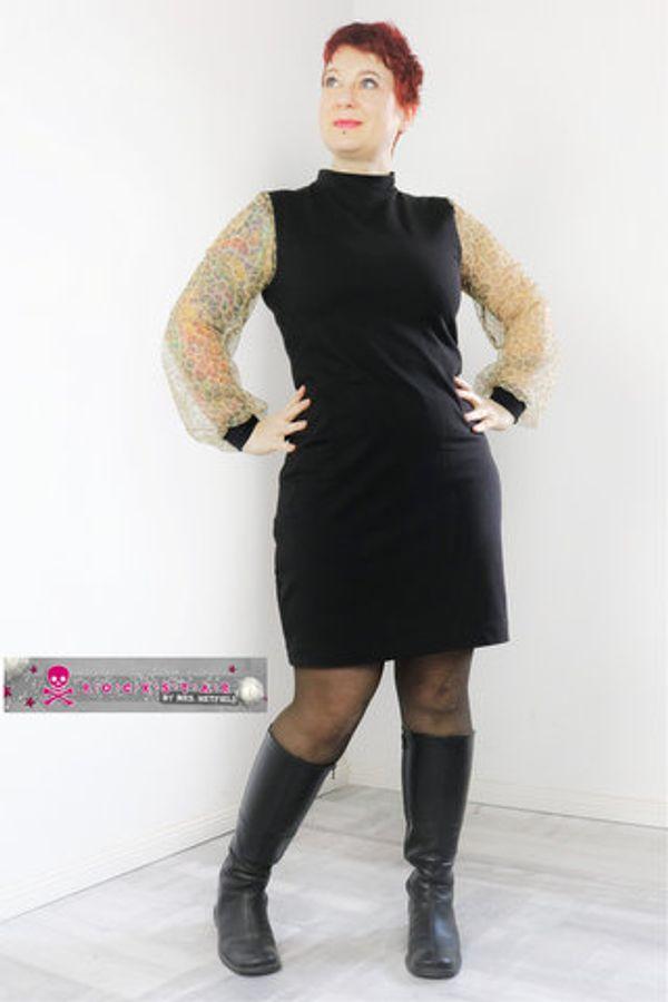 Produktfoto 39 von drei eMs für Schnittmuster Shirt/Kleid LACONA + Rock CLARIE XS-XXXL