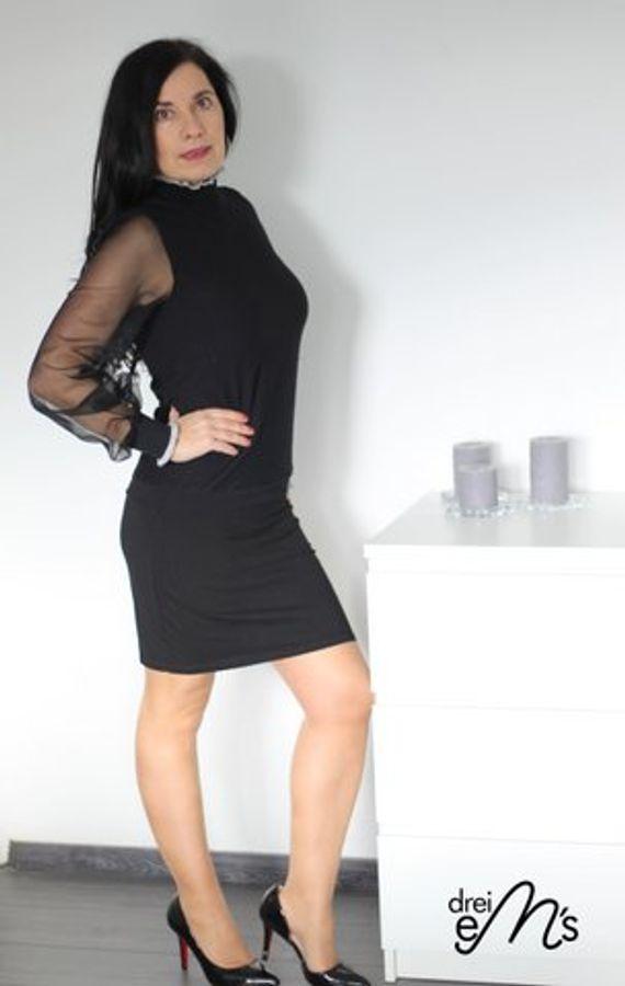 Produktfoto 47 von drei eMs für Schnittmuster Shirt/Kleid LACONA + Rock CLARIE XS-XXXL