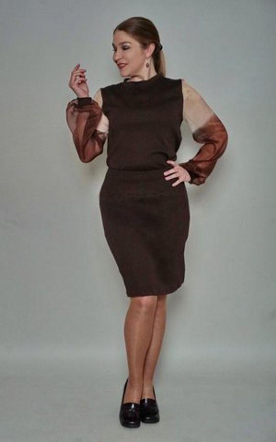 Produktfoto 51 von drei eMs für Schnittmuster Shirt/Kleid LACONA + Rock CLARIE XS-XXXL