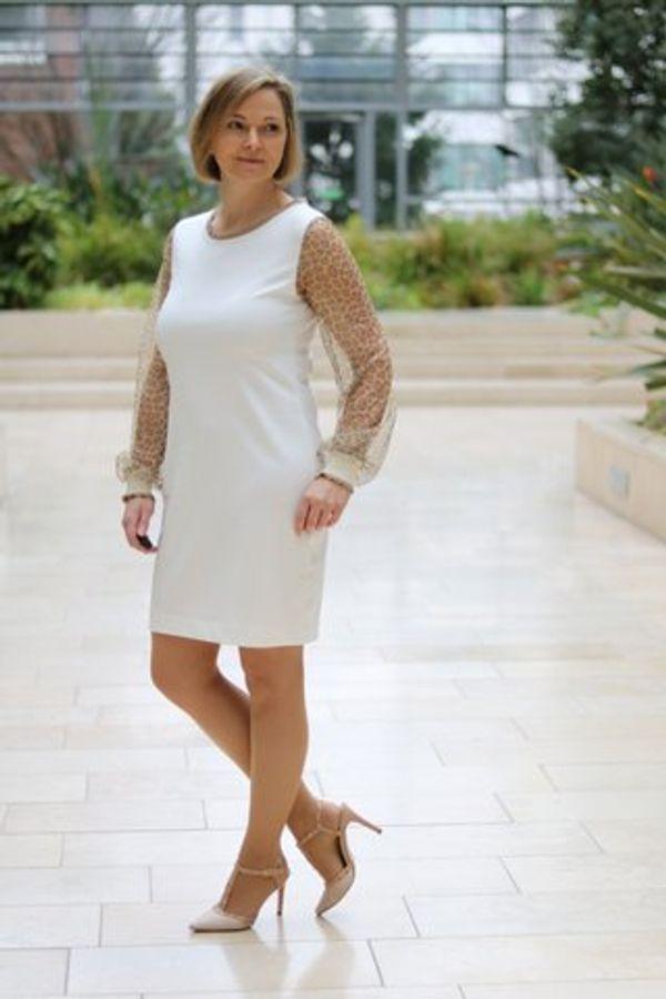Produktfoto 57 von drei eMs für Schnittmuster Shirt/Kleid LACONA + Rock CLARIE XS-XXXL