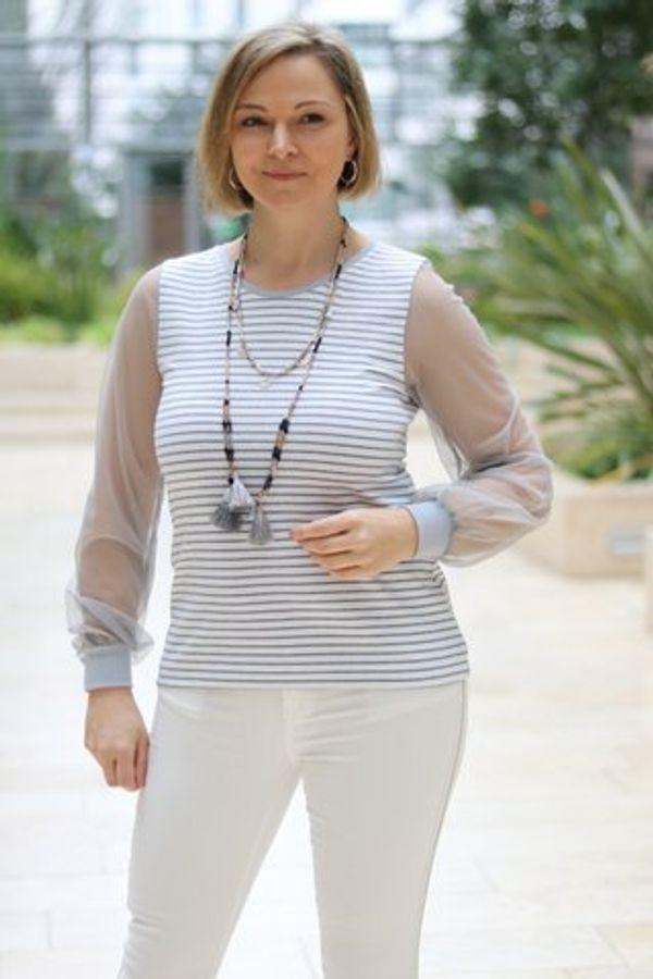 Produktfoto 58 von drei eMs für Schnittmuster Shirt/Kleid LACONA + Rock CLARIE XS-XXXL