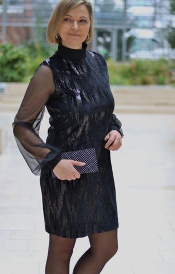 Produktfoto 61 von drei eMs für Schnittmuster Shirt/Kleid LACONA + Rock CLARIE XS-XXXL