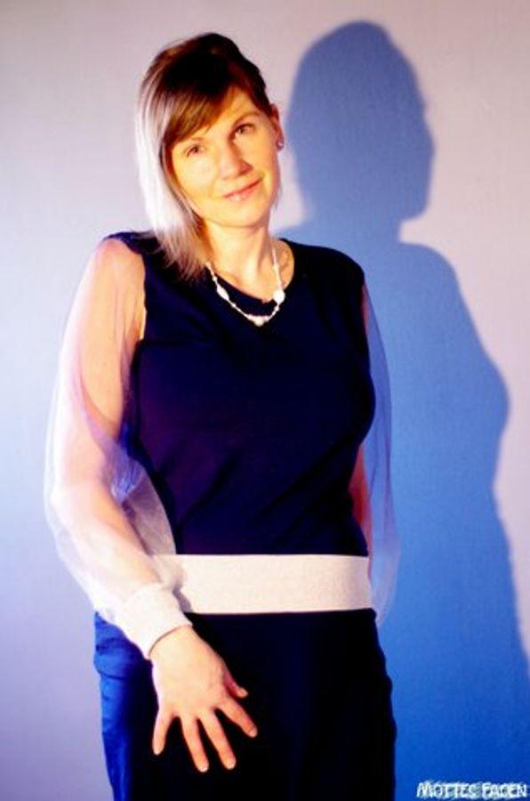 Produktfoto 64 von drei eMs für Schnittmuster Shirt/Kleid LACONA + Rock CLARIE XS-XXXL