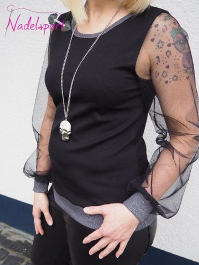 Produktfoto 73 von drei eMs für Schnittmuster Shirt/Kleid LACONA + Rock CLARIE XS-XXXL