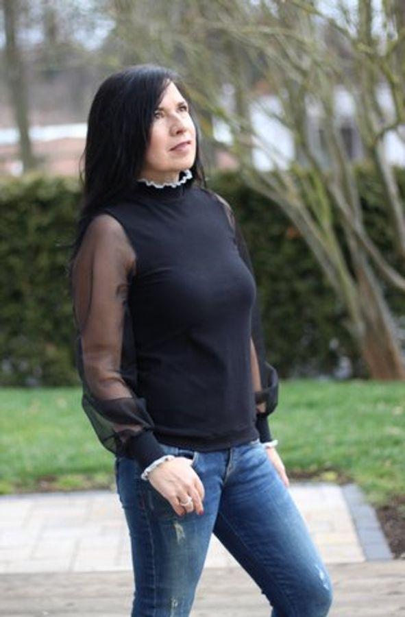 Produktfoto 78 von drei eMs für Schnittmuster Shirt/Kleid LACONA + Rock CLARIE XS-XXXL