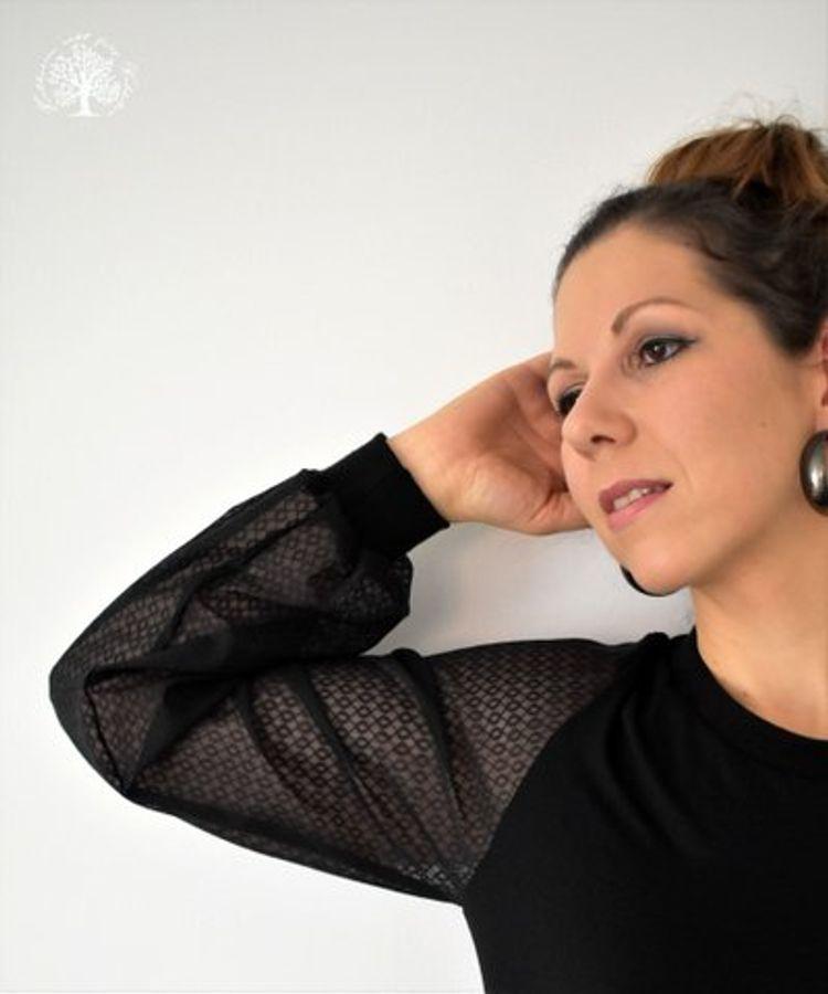 Produktfoto 81 von drei eMs für Schnittmuster Shirt/Kleid LACONA + Rock CLARIE XS-XXXL