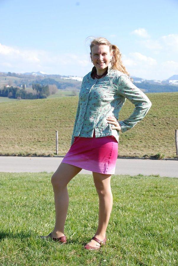 Produktfoto 6 von Unendlich schön - Design Anita Lüchtefeld für Schnittmuster Anthea Etuikleid und Manolay Kurzblazer