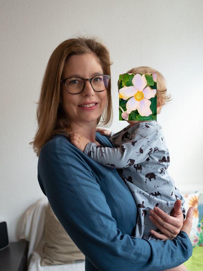 Produktfoto 5 von Unendlich schön - Design Anita Lüchtefeld für Schnittmuster Ginger Mama Kind Raglan Kleiderschnitt