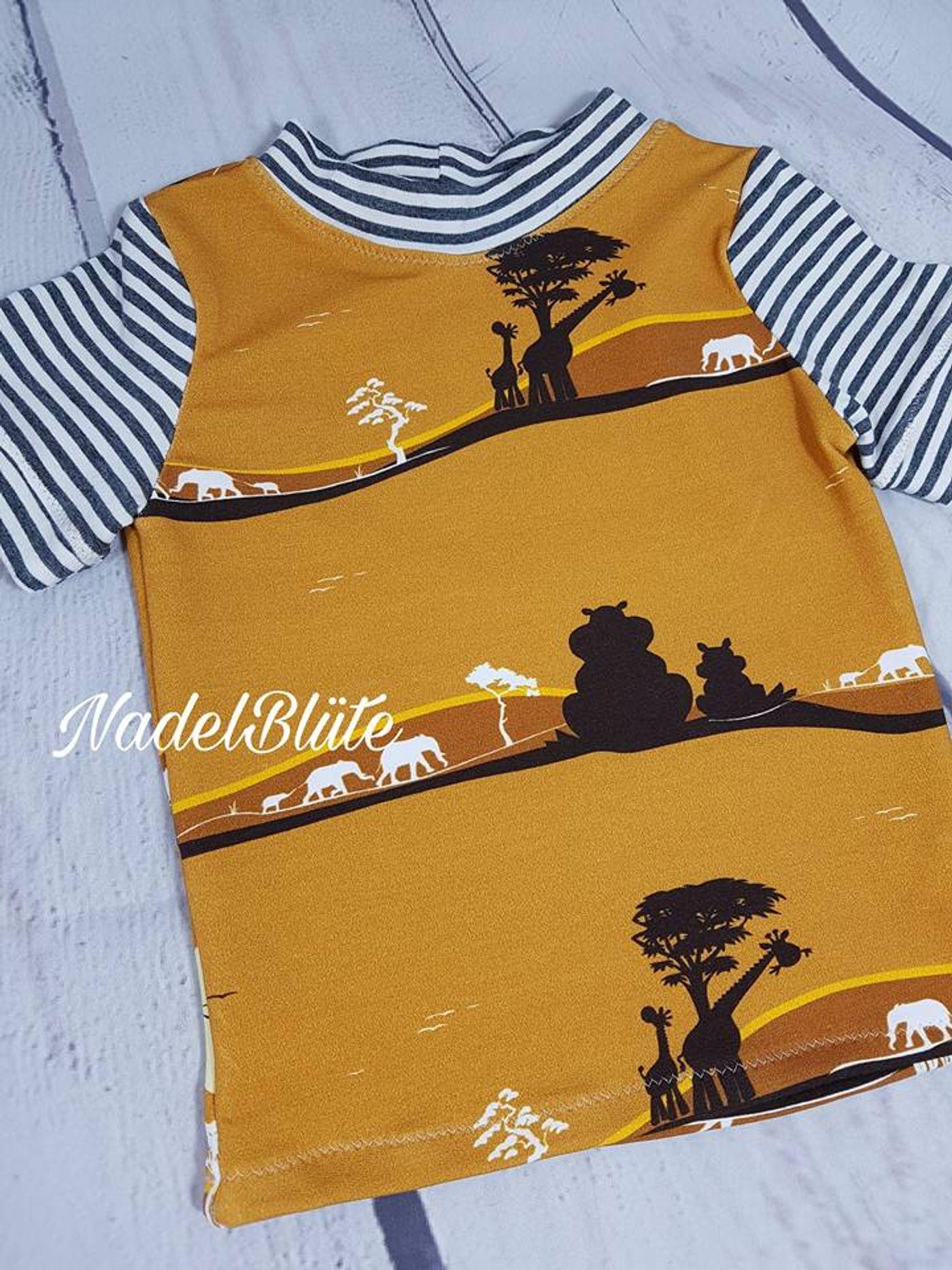 Produktfoto 3 von Katiela für Schnittmuster Ebook Shirt Tilda und Tim