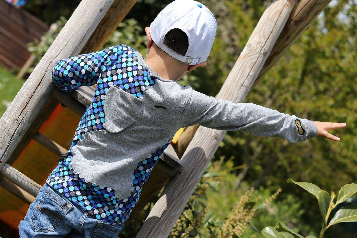 Produktfoto 19 von Katiela für Schnittmuster Ebook Shirt Tilda und Tim