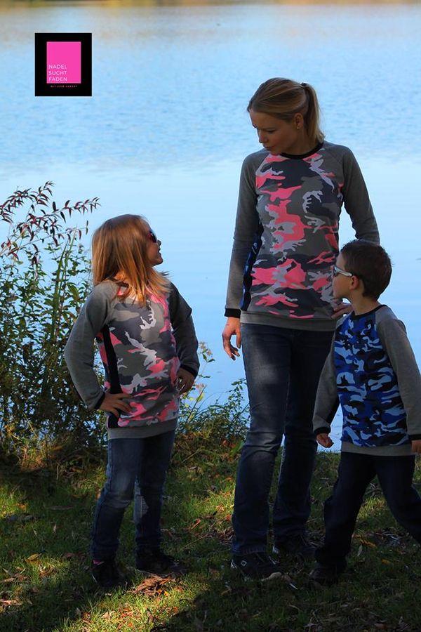 Produktfoto 3 von Nähcram für Schnittmuster Mama/Kind-Kombi: MissWohlgefühl und ÜberHaupt