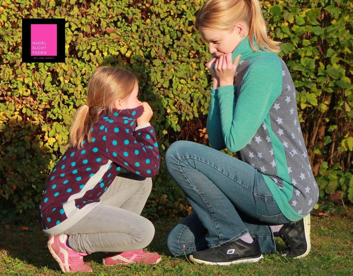 Produktfoto 4 von Nähcram für Schnittmuster Mama/Kind-Kombi: MissWohlgefühl und ÜberHaupt