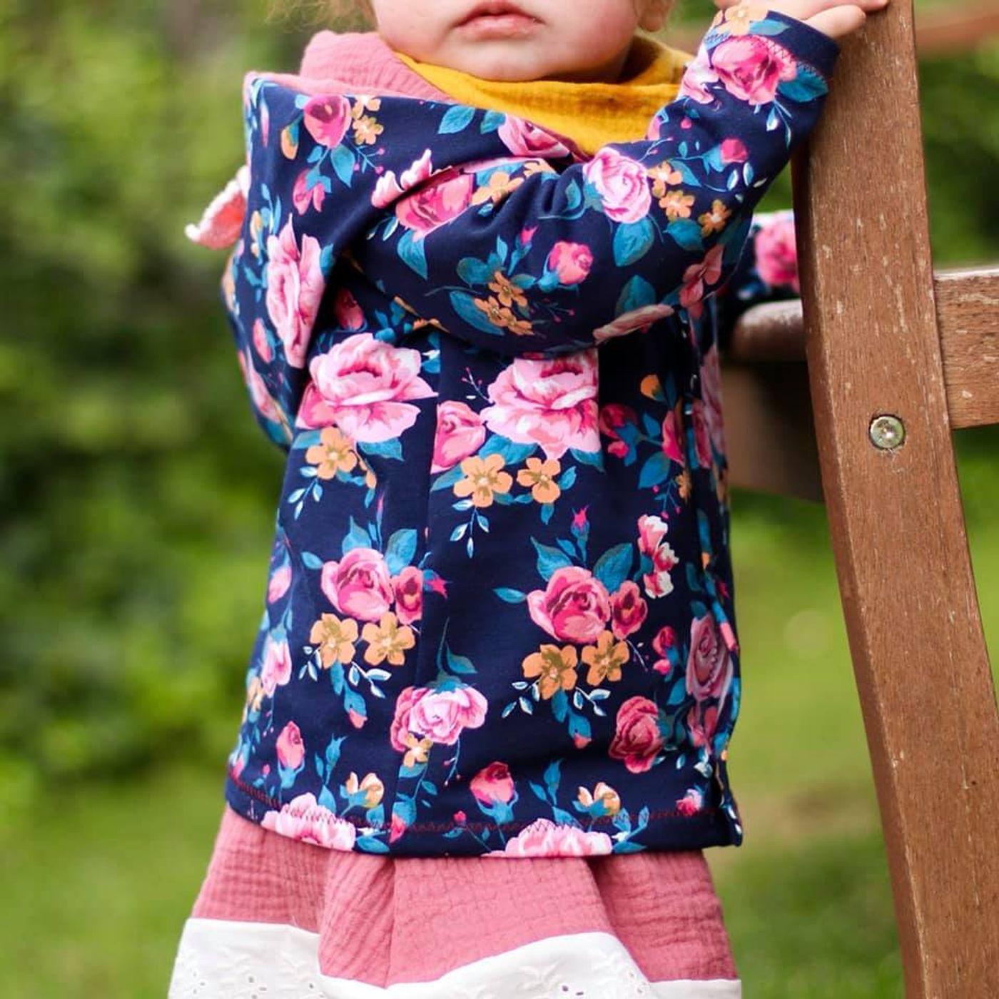 Produktfoto 1 von Näh Bärchen für Schnittmuster Sweety Kids