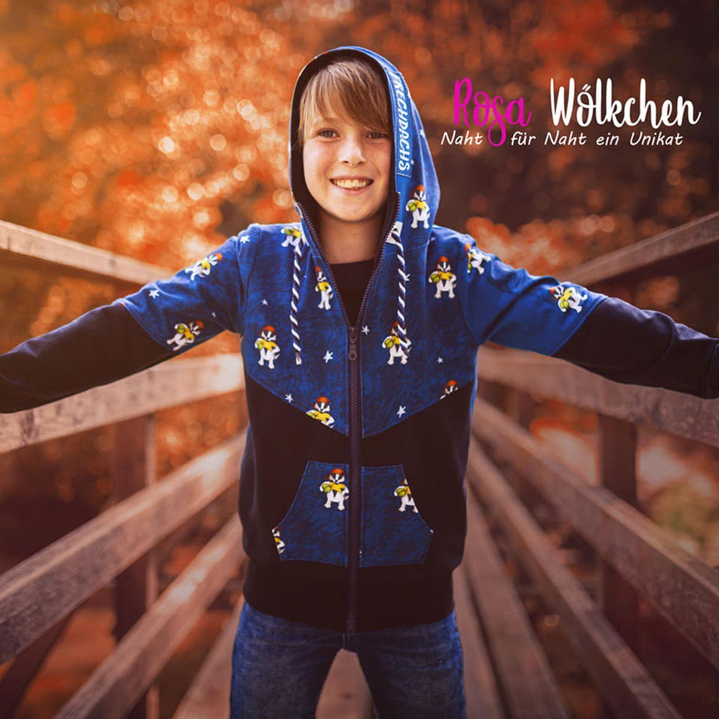 Produktfoto 6 von Näh Bärchen für Schnittmuster Sweety Kids