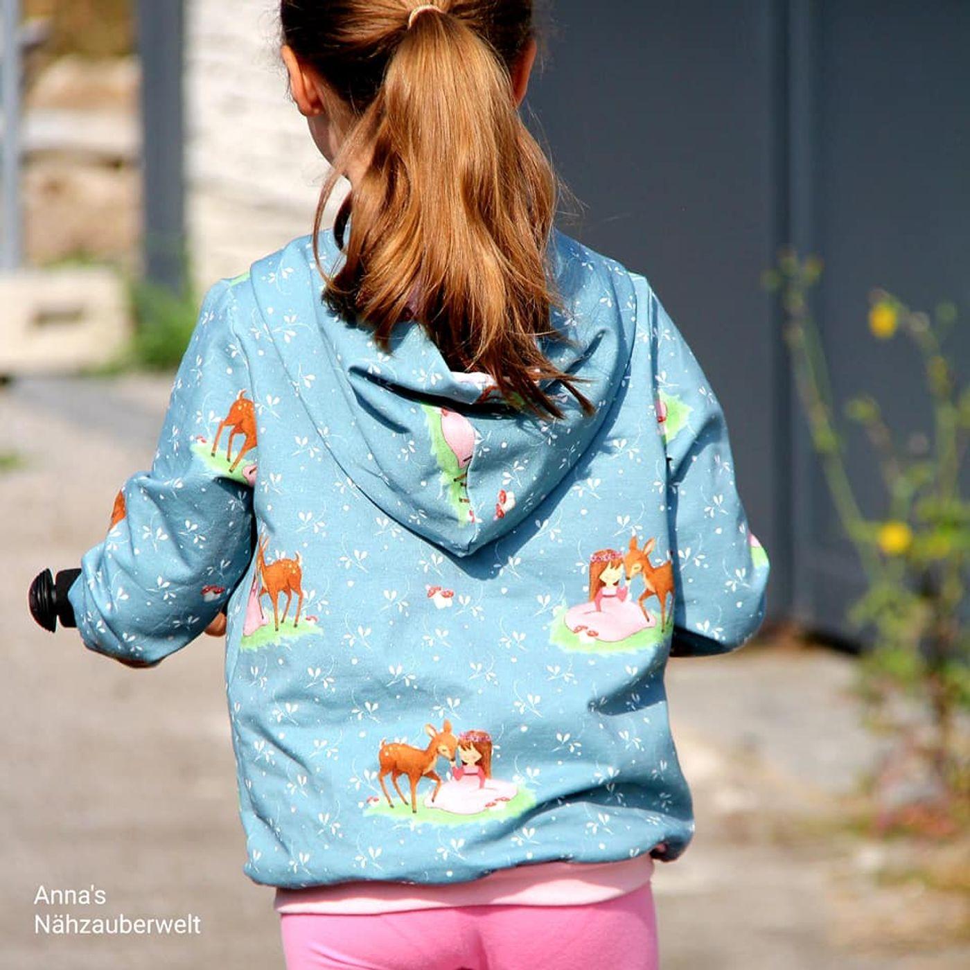 Produktfoto 7 von Näh Bärchen für Schnittmuster Sweety Kids