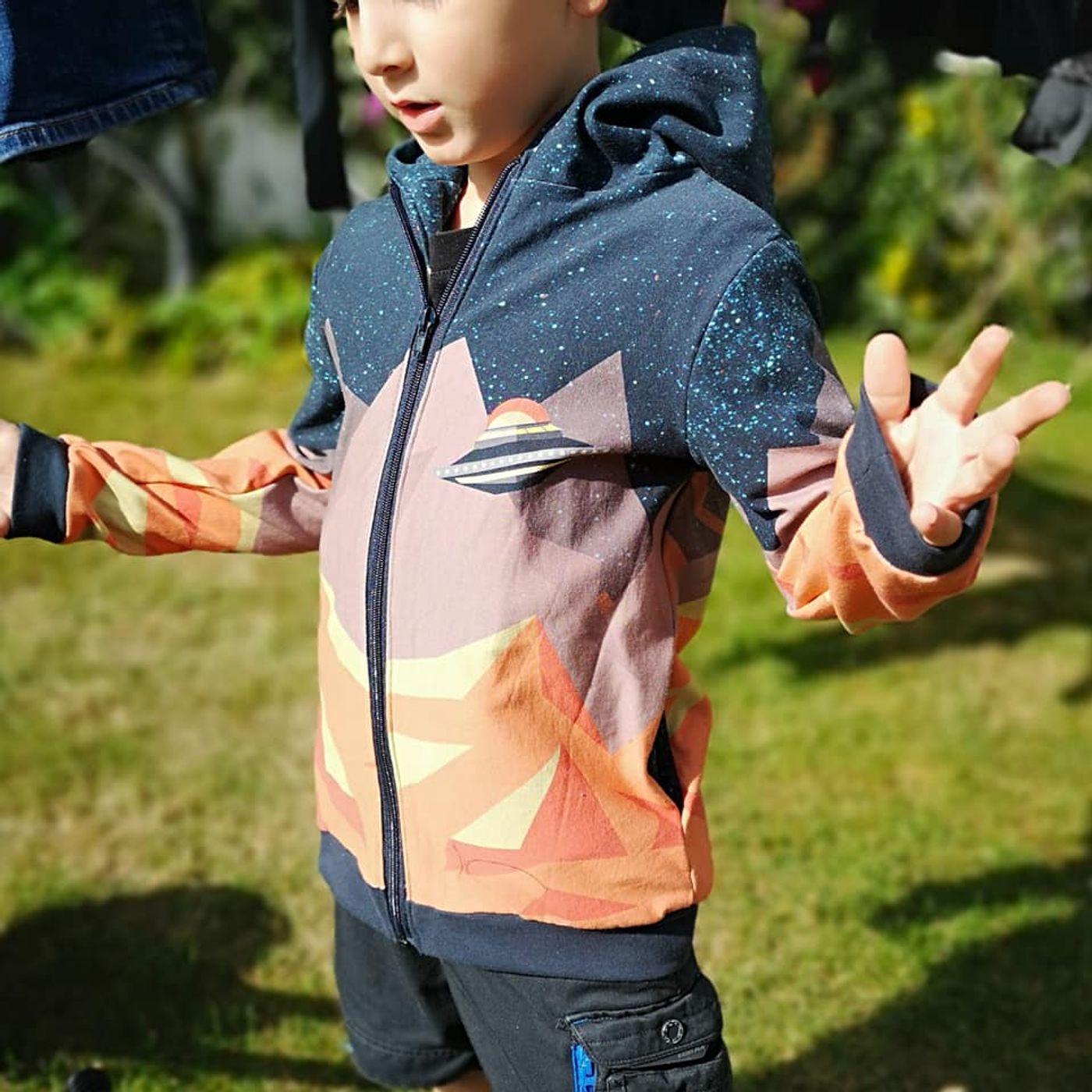 Produktfoto 8 von Näh Bärchen für Schnittmuster Sweety Kids