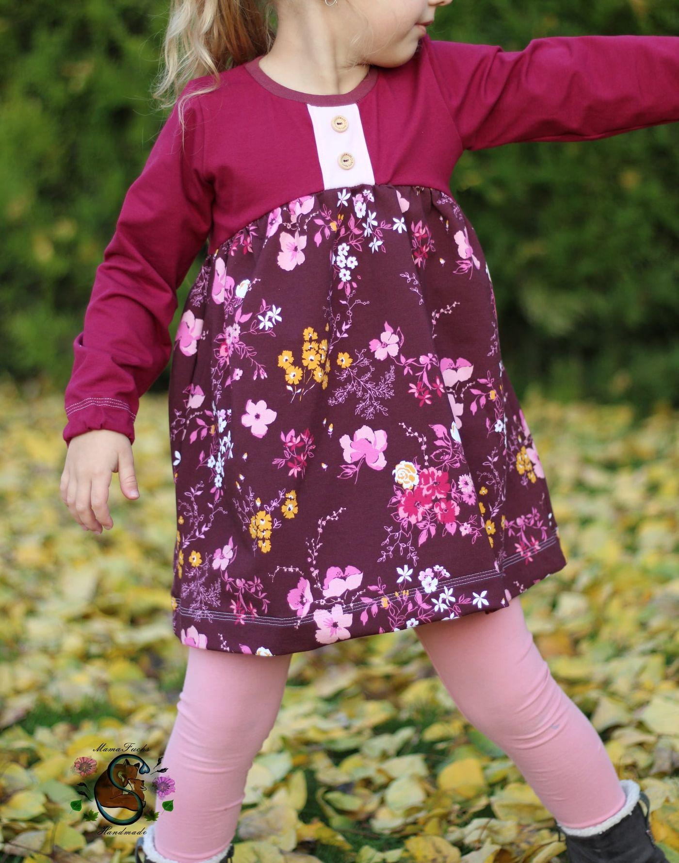 Produktfoto 13 von Happy Pearl für Schnittmuster Little Keyla + Happy Keyla - Tunika und 43cm Puppenschnitt