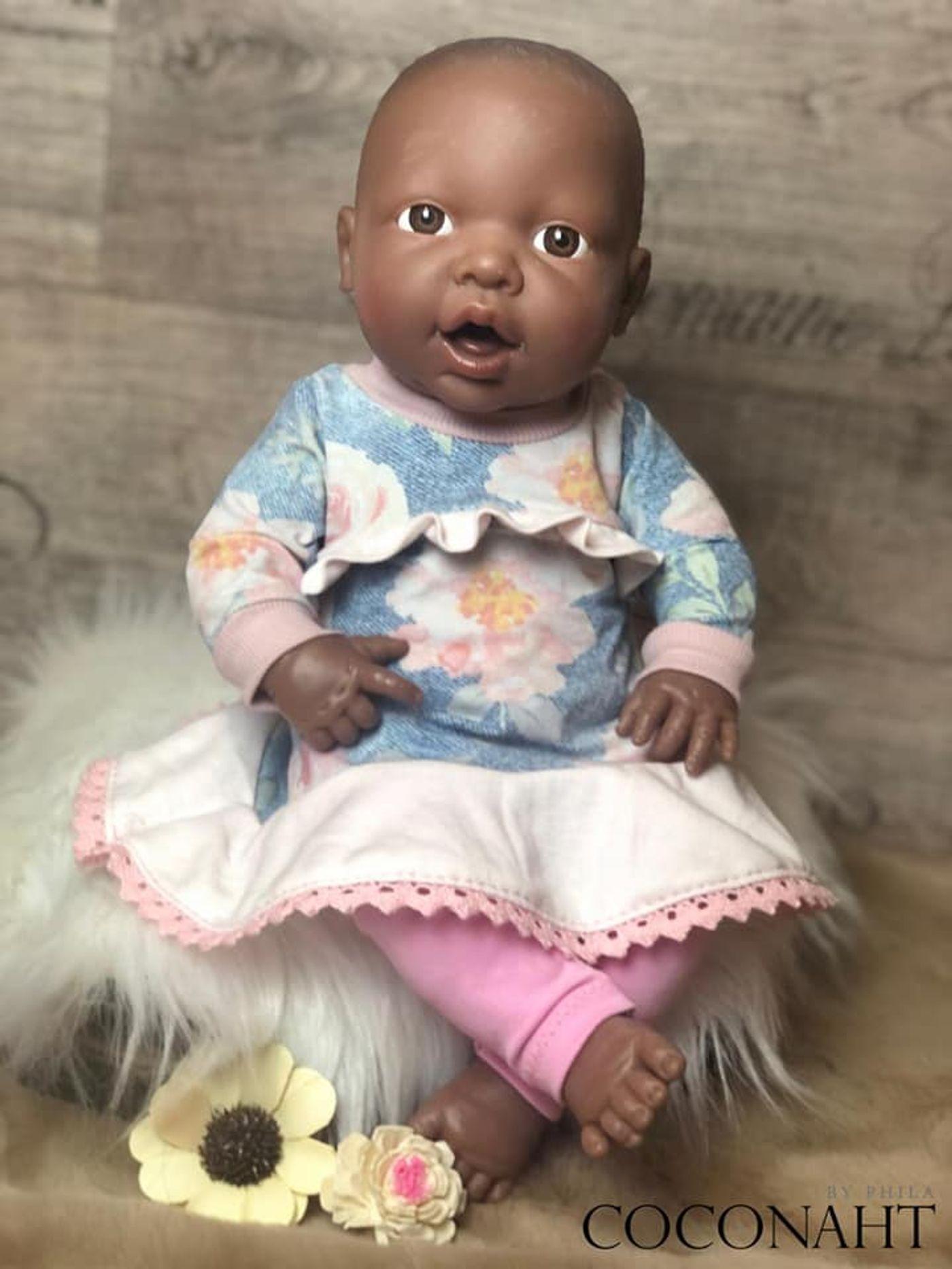 Produktfoto 3 von Happy Pearl für Schnittmuster Little SUNdrina + Happy SUNdrina Tunika/Kleid und 43cm Puppenschnitt
