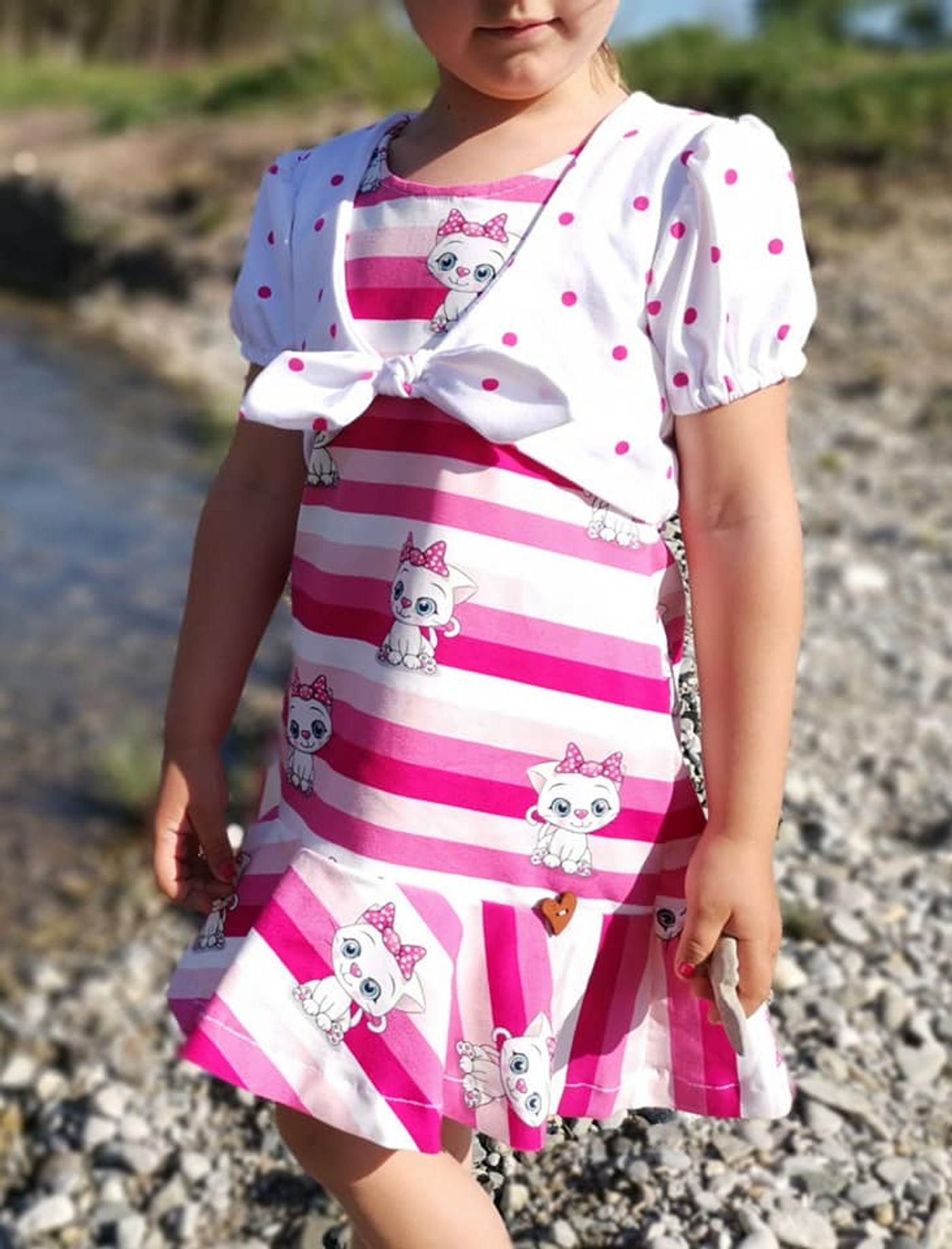 Produktfoto 16 von Happy Pearl für Schnittmuster Little SUNdrina + Happy SUNdrina Tunika/Kleid und 43cm Puppenschnitt