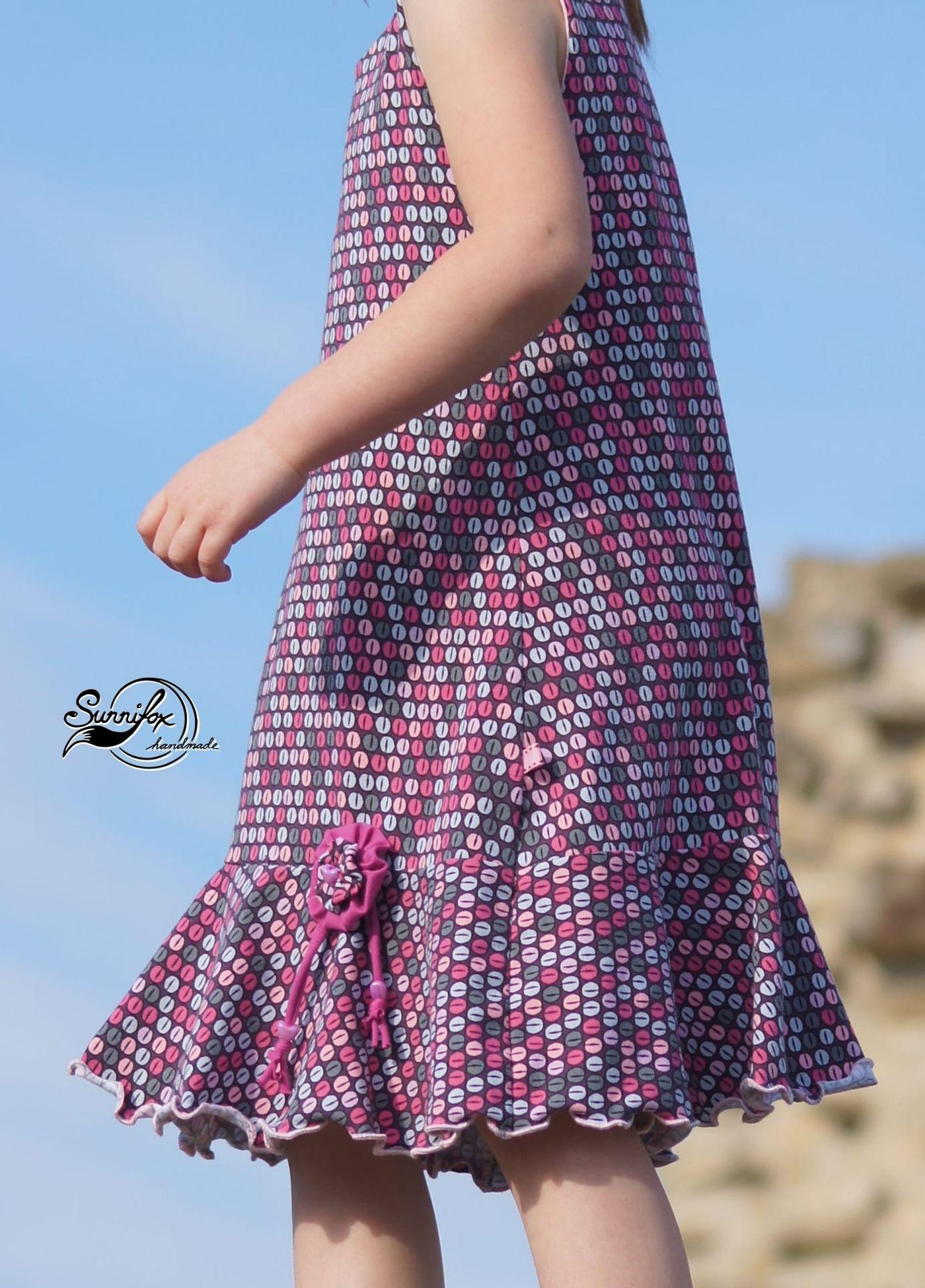 Produktfoto 18 von Happy Pearl für Schnittmuster Little SUNdrina + Happy SUNdrina Tunika/Kleid und 43cm Puppenschnitt
