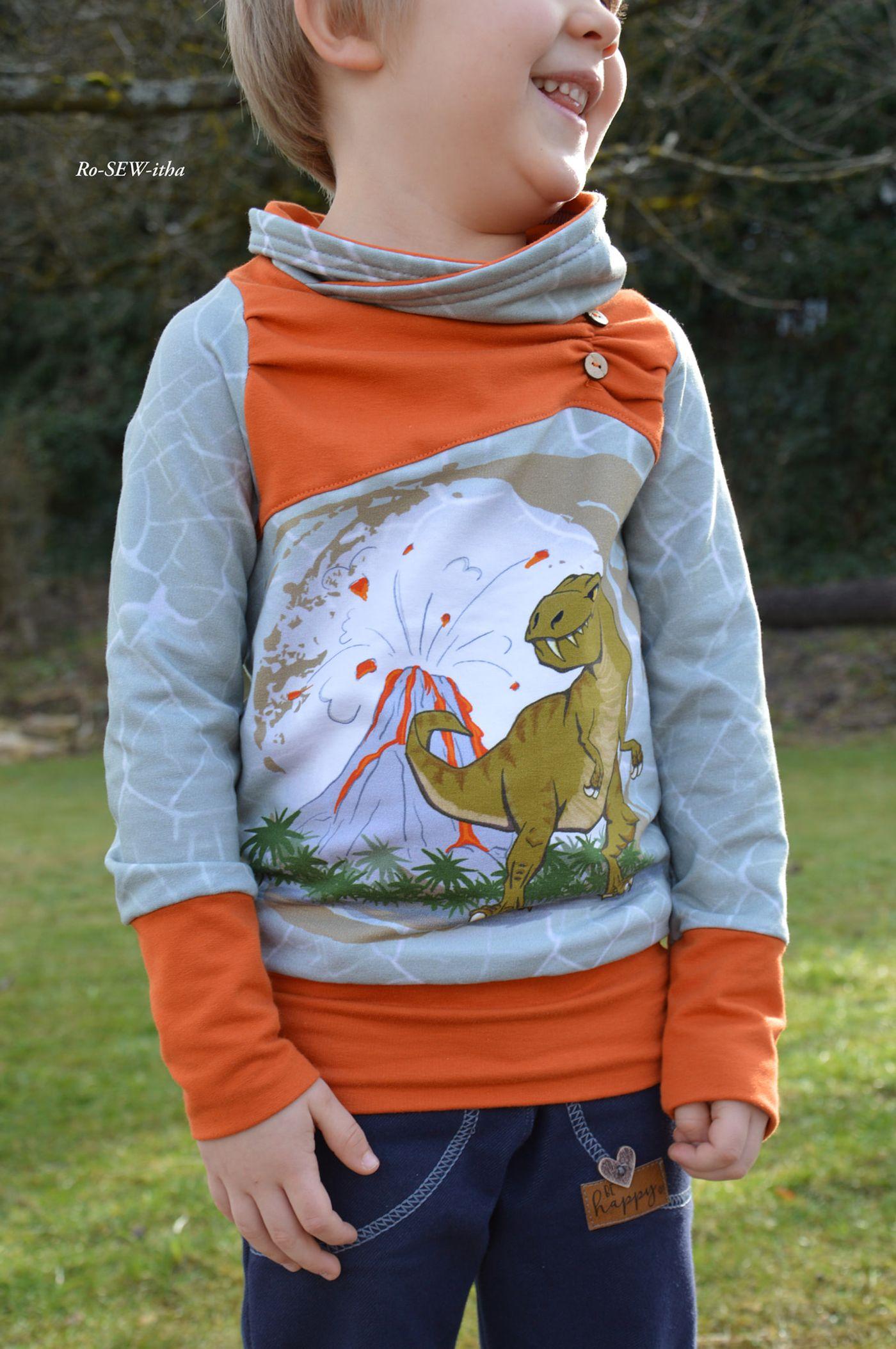 Produktfoto 7 von Schnittrebell für Schnittmuster Kombi Ebook Elise Gr.34-54 & Petite Elise Gr.98-146