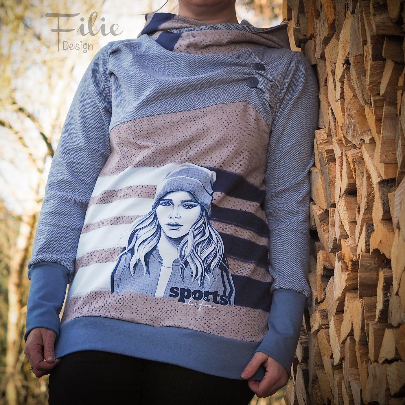 Produktfoto 10 von Schnittrebell für Schnittmuster Kombi Ebook Elise Gr.34-54 & Petite Elise Gr.98-146