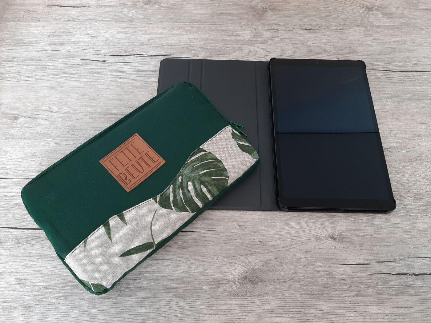 Produktfoto 1 von LaLilly Herzileien für Schnittmuster Tablet- & Laptopsleeve Pequeño & Grande Trabajador