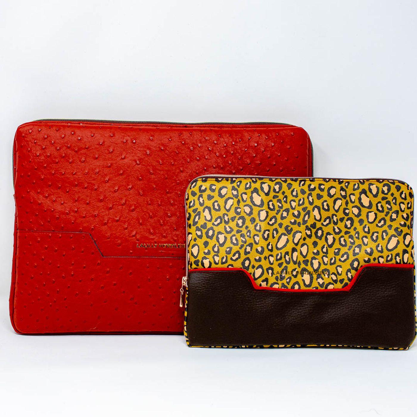 Produktfoto 7 von LaLilly Herzileien für Schnittmuster Tablet- & Laptopsleeve Pequeño & Grande Trabajador