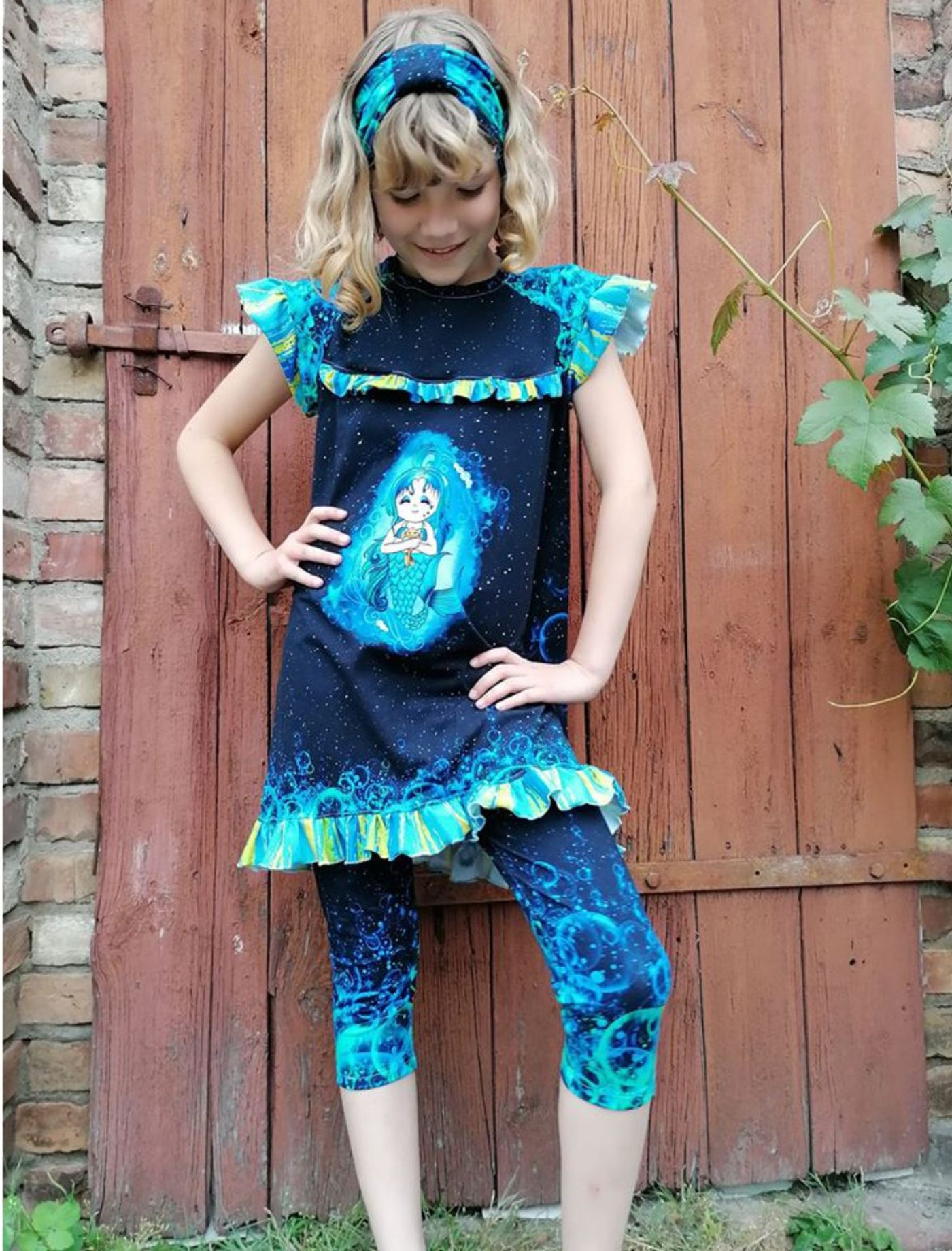 Produktfoto 2 von Miss Granny für Schnittmuster Tunikakleid FELINA & Baggings LEONIE