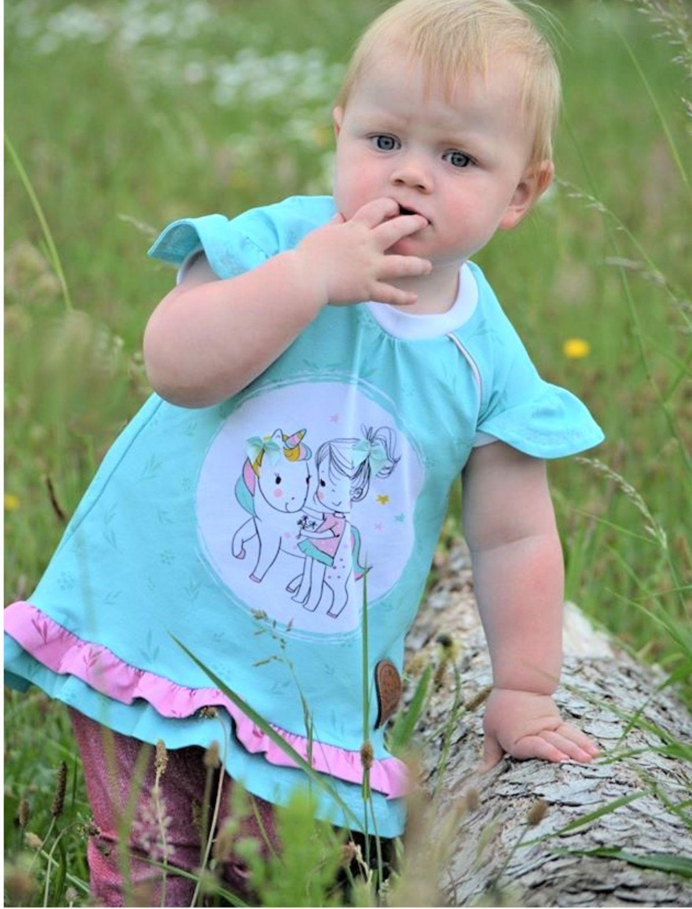 Produktfoto 5 von Miss Granny für Schnittmuster Tunikakleid FELINA & Baggings LEONIE