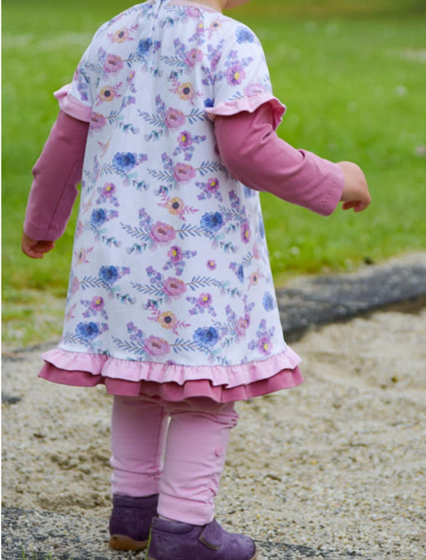 Produktfoto 7 von Miss Granny für Schnittmuster Tunikakleid FELINA & Baggings LEONIE