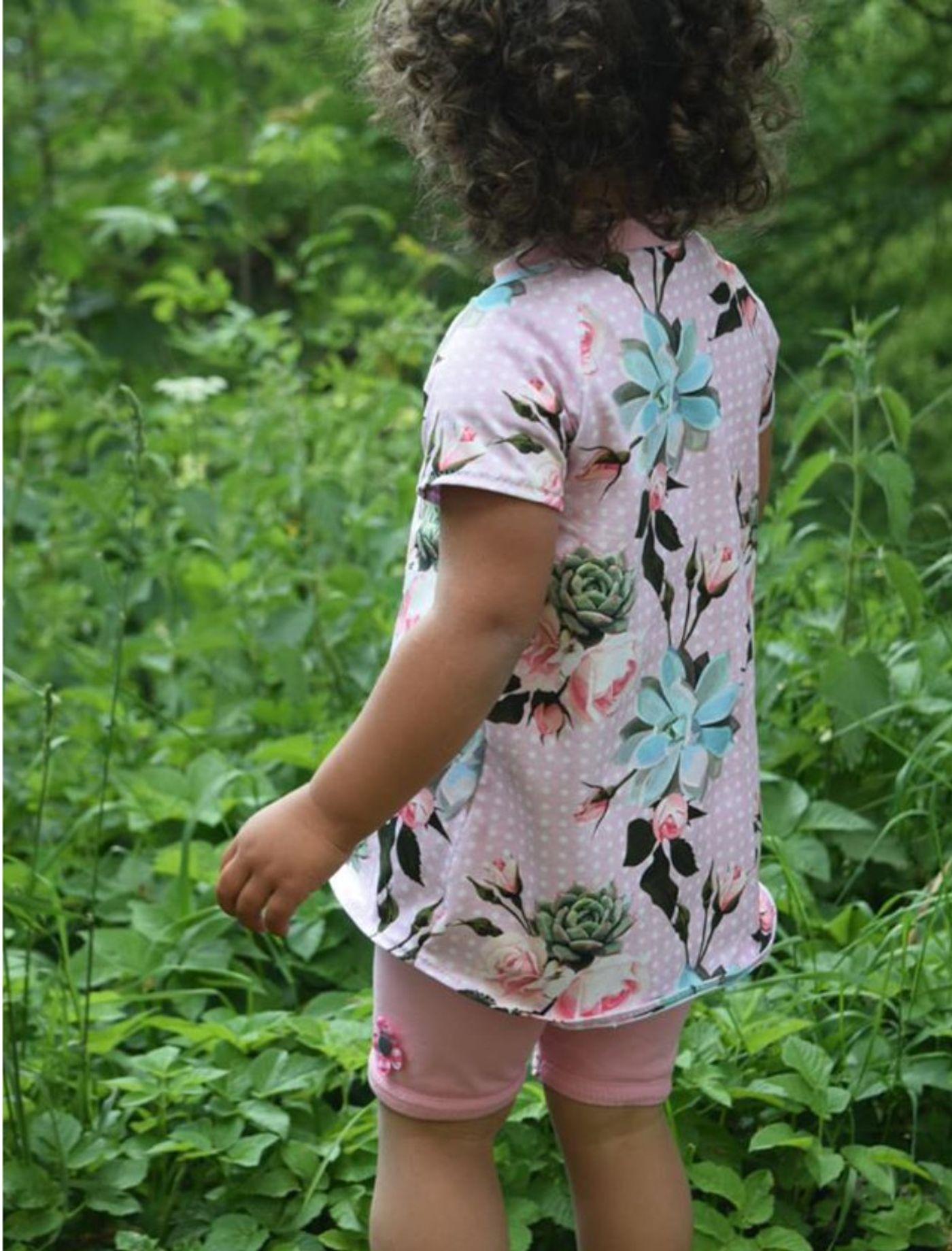 Produktfoto 8 von Miss Granny für Schnittmuster Tunikakleid FELINA & Baggings LEONIE