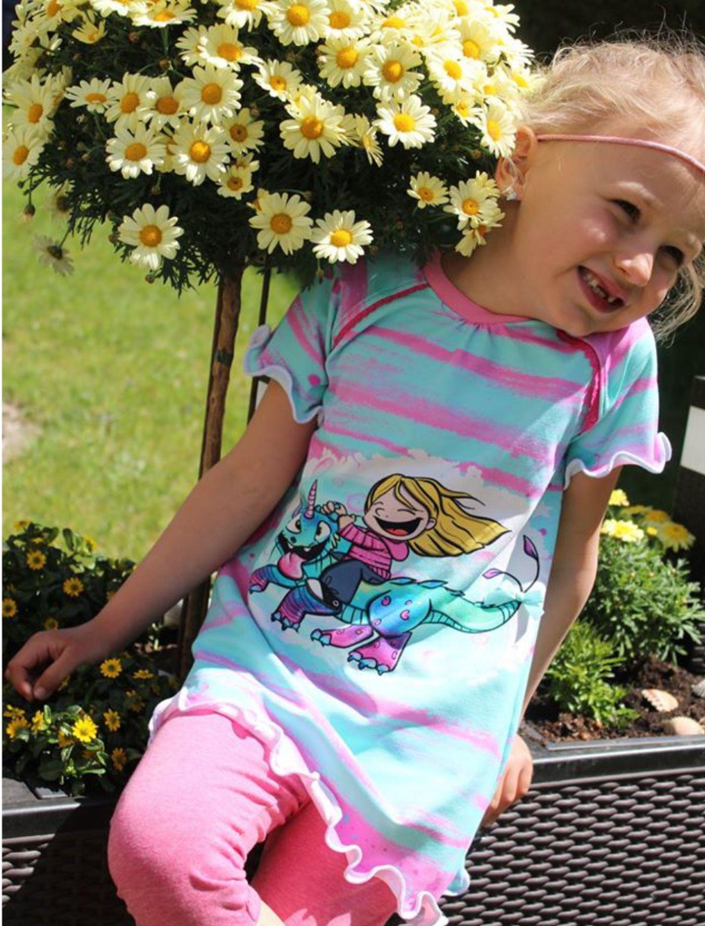 Produktfoto 9 von Miss Granny für Schnittmuster Tunikakleid FELINA & Baggings LEONIE