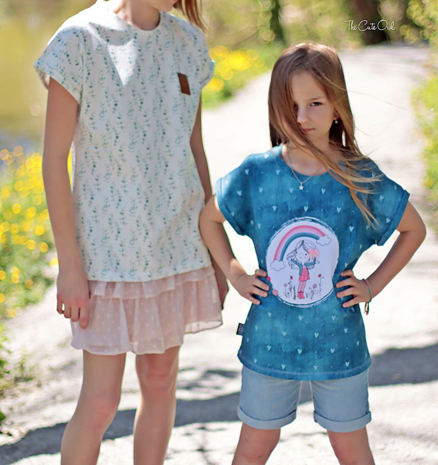 Produktfoto 27 von MiToSa-Kreativ für Schnittmuster Kombi E-Book Family Shirt Kinder, Damen & Männer Gr. 74 - 164, 34 - 52 & XS - 3XL