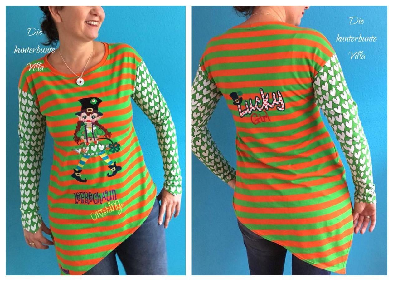 Produktfoto 7 von MiToSa-Kreativ für Schnittmuster Kombi E-Book One Tip Shirt / Hoodie Gr 34 - 52 & 74 - 164