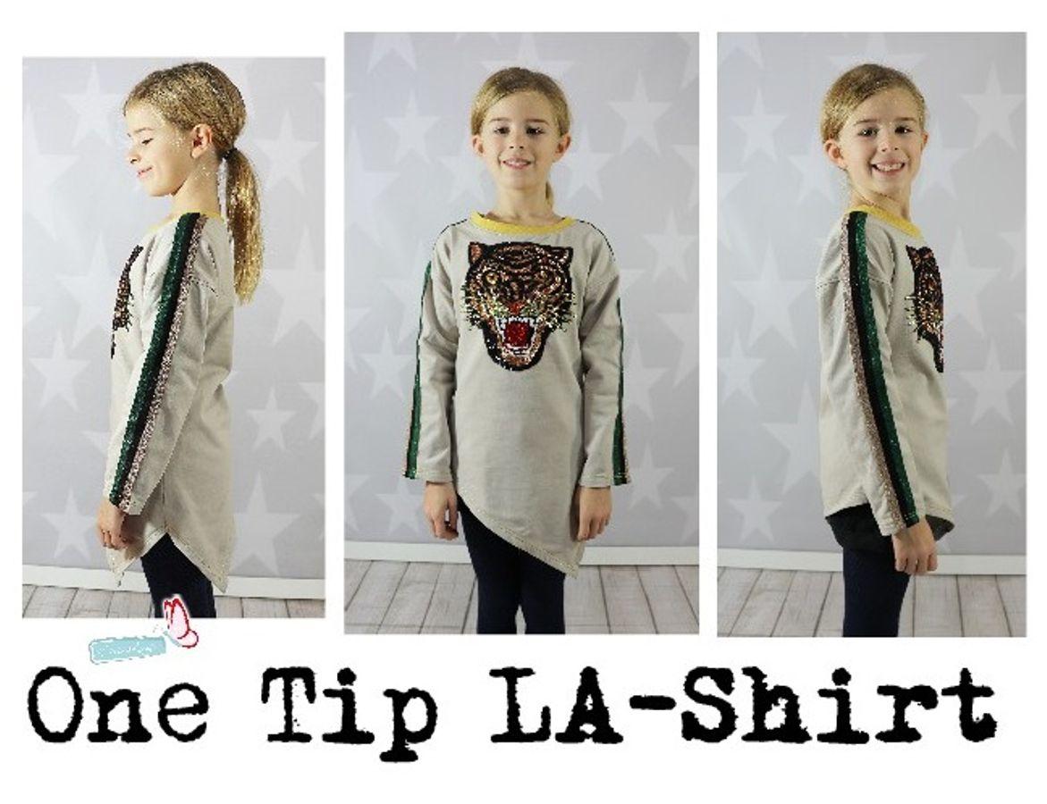 Produktfoto 12 von MiToSa-Kreativ für Schnittmuster Kombi E-Book One Tip Shirt / Hoodie Gr 34 - 52 & 74 - 164