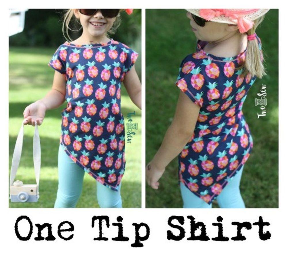 Produktfoto 13 von MiToSa-Kreativ für Schnittmuster Kombi E-Book One Tip Shirt / Hoodie Gr 34 - 52 & 74 - 164