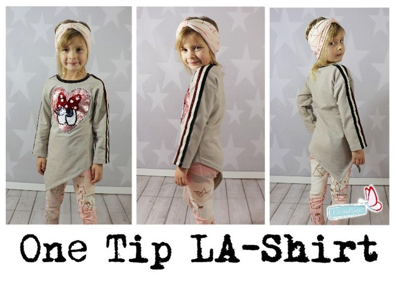 Produktfoto 15 von MiToSa-Kreativ für Schnittmuster Kombi E-Book One Tip Shirt / Hoodie Gr 34 - 52 & 74 - 164