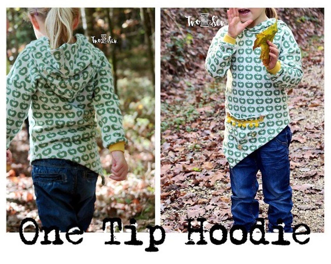 Produktfoto 17 von MiToSa-Kreativ für Schnittmuster Kombi E-Book One Tip Shirt / Hoodie Gr 34 - 52 & 74 - 164